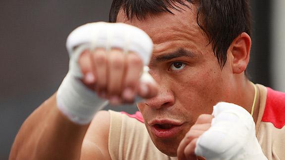 Márquez regresa a casa... a pelear