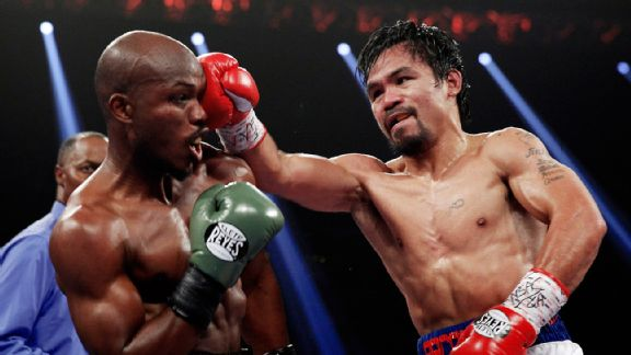 Manny Pacquiao vs. Timothy Bradley Jr.