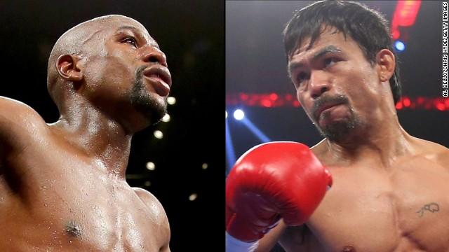 Mayweather vs. Pacquiao: la pelea del mayor pago deportivo en la historia