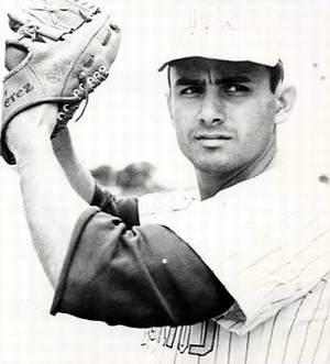 Gaspar Curro Pérez, pelotero cubano.