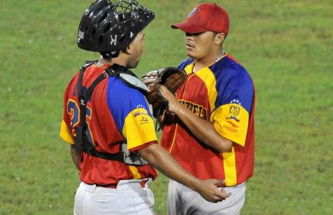 La selección de Venezuela en el Mundial de Beisbol Panama 2011