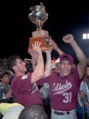 Tomateros Culiacán 1996 Serie del Caribe