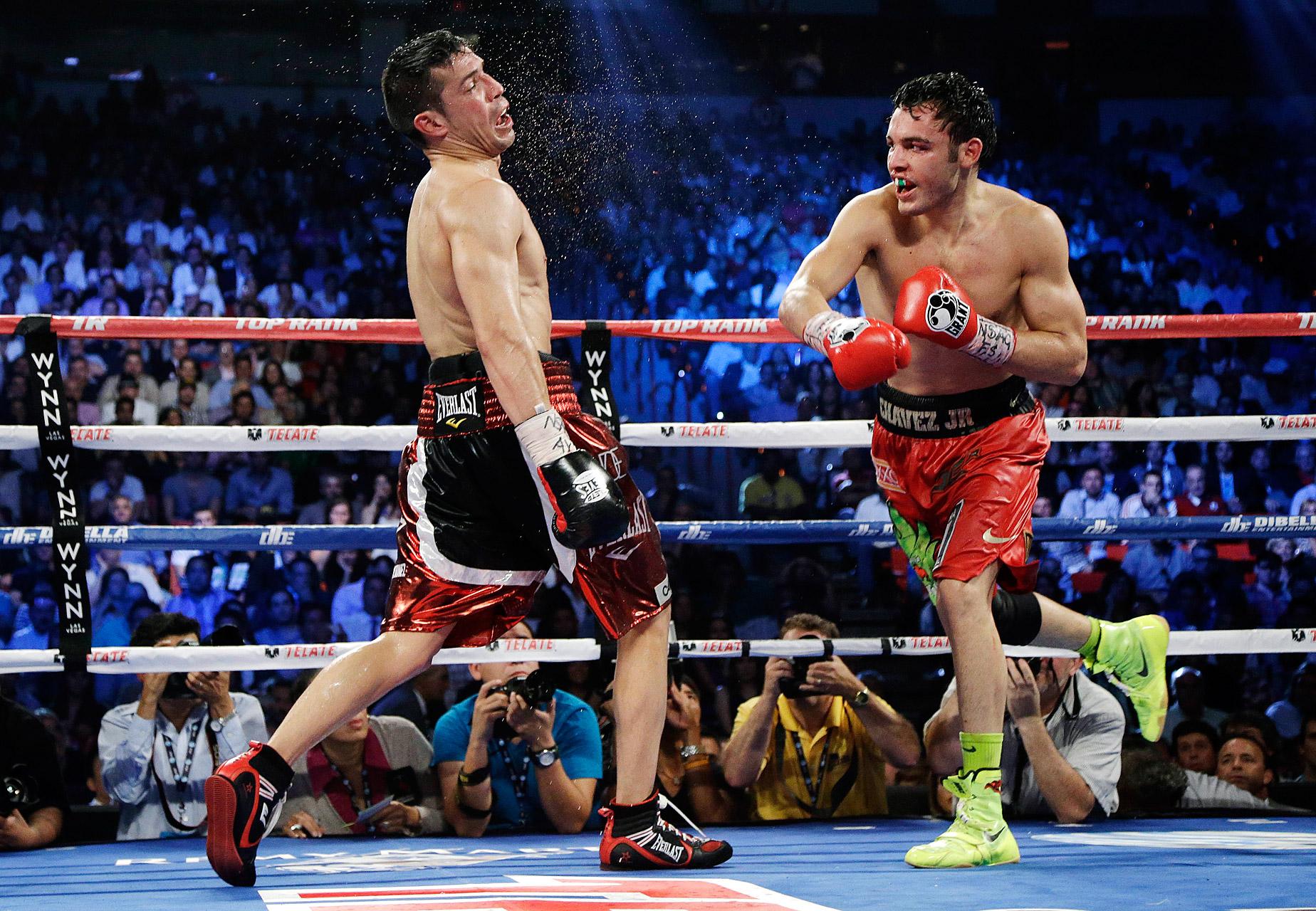 chavez jr vs maravilla