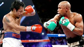 Manny Pacquiao, Floyd Mayweather