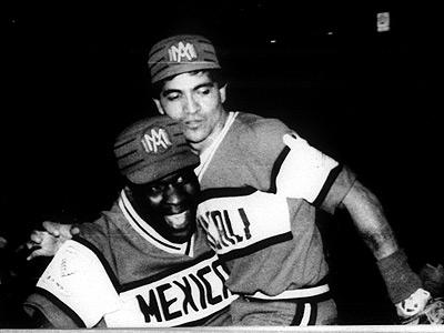 Aguilas Mexicali 1986 Serie del Caribe