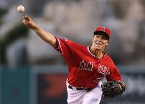 Zack Greinke contrato millonario con los Dodgers de Los Ángeles
